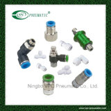 Pneumatic Connector Pneumatic Fitting One Touch in Fitting Conectores Rectos SMC