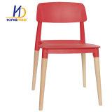 Wholesale Modern Plastic PP Dining Beech Wooden Chair