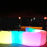 Plastic LED Furniture Light Bars Counter for Garden Furniture Outdoor