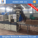 Green Sand Metal Casting Flaskless Shoot Squeeze Molding Machine
