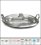 Grill Pan Griddle Pan Baking Tray Cookware Kitchenware