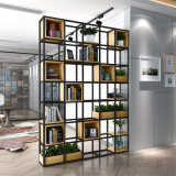 Wrought Iron Rack Decoration Shelf Book Shelf
