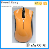 6D High Resolution USB Optical Mouse with Adjustable CPI