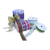 Promotional Gift Custom Cheap Christmas Ribbon for Festivals