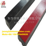 Belt Conveyor Impact Bar for Loading Area, Covered UHMW