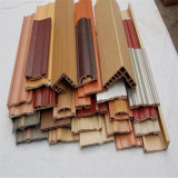 Indoor Curtain Wall Panel Wood Plastic Composite Board