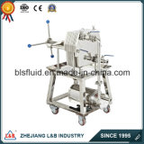 Wbg Series Industrial Stainless Steel Frame Filter for Liquid