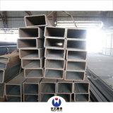 Black Carbon Mild Square Section Steel Pipe Price