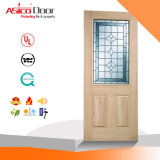 Asico Wood Glass Door