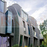 Hyperbolic Aluminum Panel for Large-Scale Spots Top Building Decoration