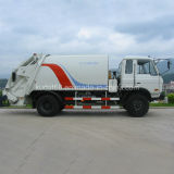 Dongfeng Chassis 10 Cubic Meters Garbage Refuse Compactor Truck