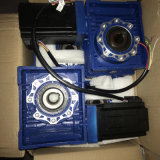 Nmrv Worm Gearbox with Brushless DC Gear Motor Speed Reducer