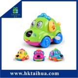 Wholesale Cartoon Chain Spring Plastic Toy Promotional Gift for Child