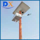 8m Pole 60W Outdoor Solar LED Garden Street Lamp Battery on Top