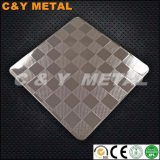 201 304 Color Embossed Stainless Steel Sheet for Building Material