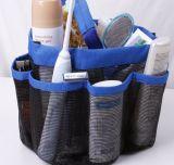 Net Shower Caddy Toliet Organizer Washing Hanging Pouch Toiletary Bag