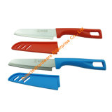 4 Inch Paring Kitchen Knife with Sheath Cover
