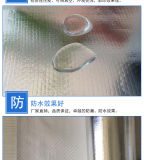 Eco-Friendly Aluminized Fabric with Waterproof Function