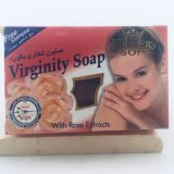 125g Rose Virginty Bath Soap Skin Care Product
