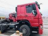 Top Brand Wholesale Trailer Tractor 35 Ton/50 Ton Heavy Duty 371HP HOWO Used Tractor Truck 10 Tyres 2016 Model Diesel with Best Price