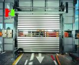 Aluminum Alloy High Speed Spiral Door Rapid Rolling Shutter Door