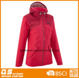Women′s Colorful Fashion Waterproof Ski Jacket