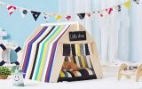 Pet House Tent Bed Perfect for Cats, Kittens and Puppies