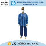 Disposable Nonwoven Medical Visitor Lab Coat