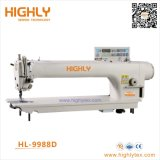 85cm Long Arm Computerized Single Needle Lockstitch Sewing Machine with Roller