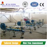 High Capacity Advanced Technology Clay Brick Tunnel Kiln Price