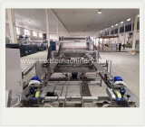 Open Width Compacting Machine for Textile Finishing with 3% Shrinkage Rate