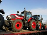 Wholesales Factory Supplying Farm Machinery 210HP Farming Tractor with Ce Certificate