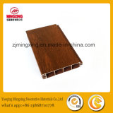 PVC Profile Door Panels Plastic Material
