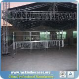 2017 Fashion Design Aluminum Stage Truss for Concert / Exhibition / Party