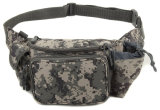 Mens Large Polyester Belt Waist Bag