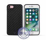 Latest Design Girls Top Design TPU PC Carbon Fiber Phone Case for iPhone 7