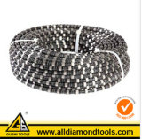 Sintered Diamond Cutting Wire Saw Blade for Granite and Marble