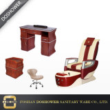 Slippers Wholesale Electric SPA Pedicure Chair and Manicure Table Set