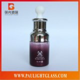 Colorful Painting Glass Dropper Bottle Cosmetics Package