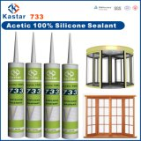 Hot Sale Super Acetoxy Silicone Sealant (Kastar733)