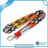 China Wholesale Sublimation Printing Lanyard, Promotional Gift
