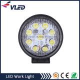 27W LED Work Light Flood Spot Beam Round Work Lamps