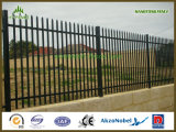 Powder Coating Black Garrison/Tublar/Deplomat Fence