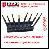 Powerful Cellphone/GPS/4G/WiFi Signal Jammer, Mobile Phone Signal Jammer/Signal Blocker