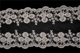 Fashion Embroidery Lace for Garment