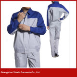 Customized Good Quality Men Women Protective Apparel Supplier (W262)