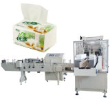 Soft Drawing Facial Tissue Packaging Machine