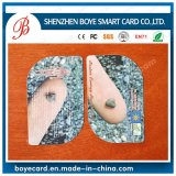 SGS Approved PVC Plastic Popular Special Shaped Card