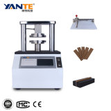 Professional Ring Crush Compressive Strength Tester Rct /Ect Test Machine