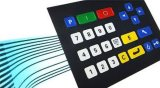 Graphic Overlay Silk Screen Printing Electric Circuit Control Membrane Switch